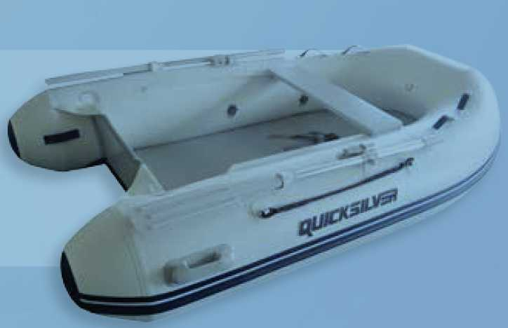 QuicKSilver AirDeck 250